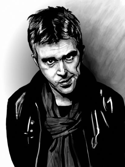 Damon Albarn by lokiangel87